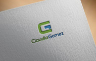 Claudia Gomez Logo - Entry #185