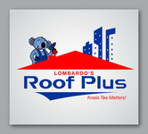 Roof Plus Logo - Entry #119