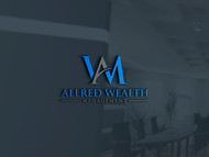 ALLRED WEALTH MANAGEMENT Logo - Entry #425