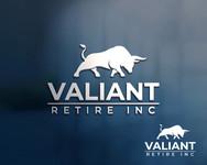 Valiant Retire Inc. Logo - Entry #373