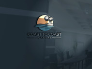 coast to coast canvas Logo - Entry #75