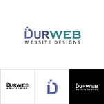 Durweb Website Designs Logo - Entry #198