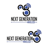 Next Generation Wireless Logo - Entry #168