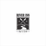 River Inn Bar & Grill Logo - Entry #5