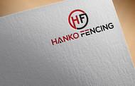 Hanko Fencing Logo - Entry #196