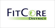 FitCore District Logo - Entry #107
