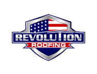 Revolution Roofing Logo - Entry #537