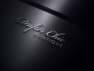 Drifter Chic Boutique Logo - Entry #173