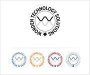 Worden Technology Solutions Logo - Entry #111