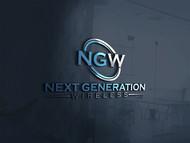 Next Generation Wireless Logo - Entry #184