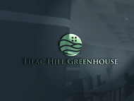 Lilac Hill Greenhouse Logo - Entry #65