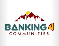 Banking 4 Communities Logo - Entry #3