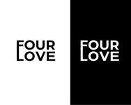 Four love Logo - Entry #324