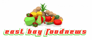 East Bay Foodnews Logo - Entry #44