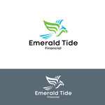 Emerald Tide Financial Logo - Entry #366