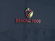 Beyond Food Logo - Entry #142