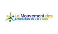 Le Mouvement des Entreprises du Val d'Oise Logo - Entry #46