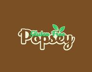 gluten free popsey  Logo - Entry #178