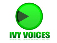 Logo for Ivy Voices - Entry #107