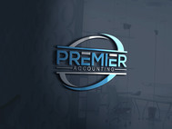 Premier Accounting Logo - Entry #424