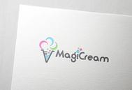 MagiCream Logo - Entry #22