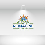 Reimagine Roofing Logo - Entry #76