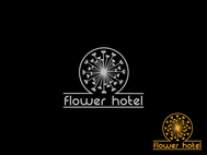 Flower Hotel Logo - Entry #2
