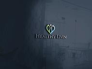 Healthy Livin Logo - Entry #103