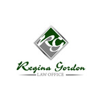Regina Gordon Law Office  Logo - Entry #77