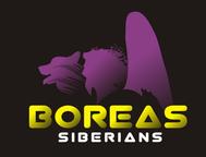 Siberian Husky Logo - Entry #85