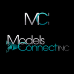 LOGO FOR A MODEL AGENCY (MODELS CONNECT INC) - Entry #134