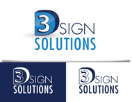 3D Sign Solutions Logo - Entry #192