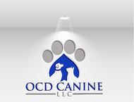 OCD Canine LLC Logo - Entry #193