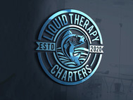 Liquid therapy charters Logo - Entry #60