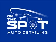 On the Spot Auto Detailing Logo - Entry #4