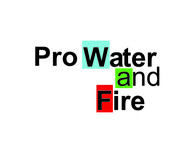 Pro Water and Fire Logo - Entry #9