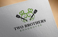Two Brothers Roadhouse Logo - Entry #93