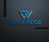 Rock Ridge Wealth Logo - Entry #82