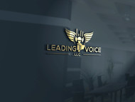 Leading Voice, LLC. Logo - Entry #44