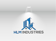 HLM Industries Logo - Entry #25