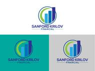 Sanford Krilov Financial       (Sanford is my 1st name & Krilov is my last name) Logo - Entry #628