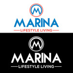 Marina lifestyle living Logo - Entry #112