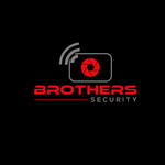 Brothers Security Logo - Entry #120