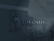 The Oasis @ Marcantel Manor Logo - Entry #37
