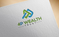 4P Wealth Trust Logo - Entry #18