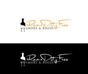 Rams Duty Free + Smoke & Booze Logo - Entry #195