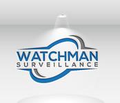 Watchman Surveillance Logo - Entry #187