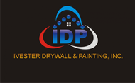 IVESTER DRYWALL & PAINTING, INC. Logo - Entry #116