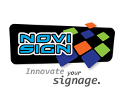NoviSign Logo - Entry #27