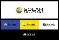 SNS Solar Solutions Logo - Entry #83